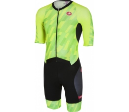 CA All Out Speed Suit-Pro Green/Black-XL