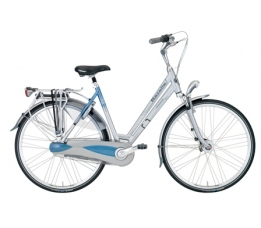 Gazelle Chamonix Plus, Platinum